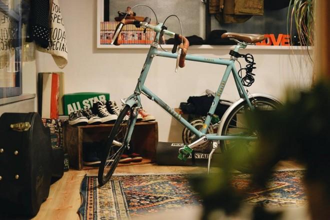 「自転車」OLD BLUE シアター