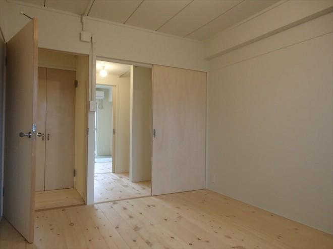 604号室「日向ぼっこの部屋」