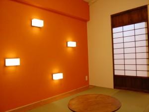 光ハイツ303 橙