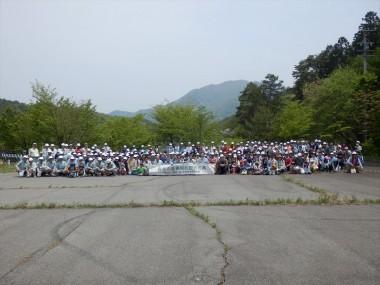 松本市美鈴湖の森にて_集合写真